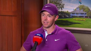 McIlroy 'too far back' to contend?