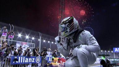 Hamilton vs Schumacher: 7 world titles