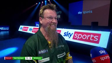 Whitlock breaks 180 record in MVG win