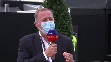 Brundle: Lewis in a class of his own
