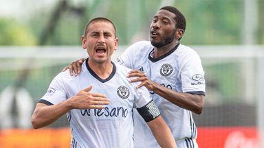 MLS: Philadelphia v New England
