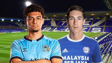 EFL Hlts: Coventry v Cardiff