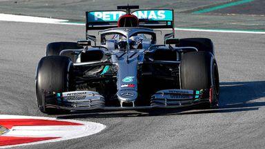 Bahrain F1 GP: Practice 2 Hlts