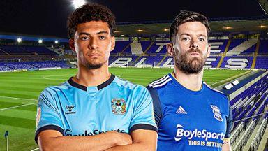 EFL: Coventry v Birmingham