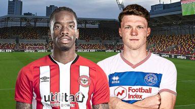 EFL Hlts: Brentford v QPR