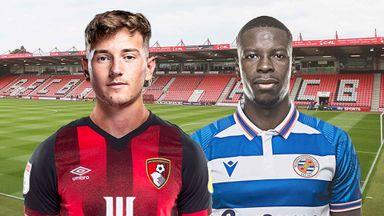 EFL Hlts: Bournemouth v Reading