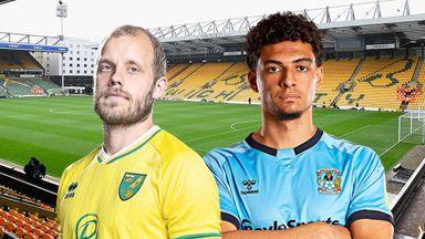 EFL Hlts: Norwich v Cardiff