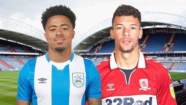 EFL Hlts: Huddersfield v M'boro