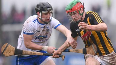 GAA: Kilkenny v Waterford