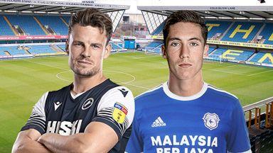 EFL Hlts: Millwall v Cardiff