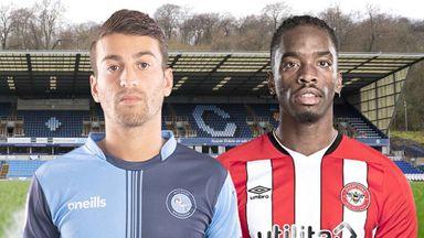 EFL Hlts: Wycombe v Brentford