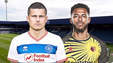 EFL Hlts: QPR v Watford
