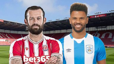EFL Hlts: Stoke v Huddersfield