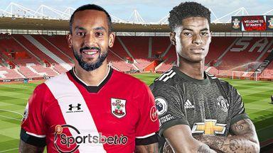 PL: Southampton v Manchester Utd