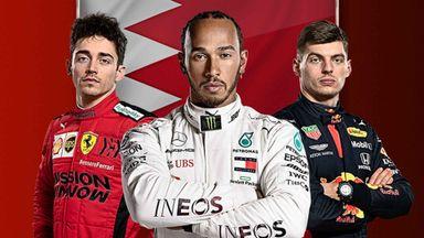 Bahrain F1 Grand Prix Hlts