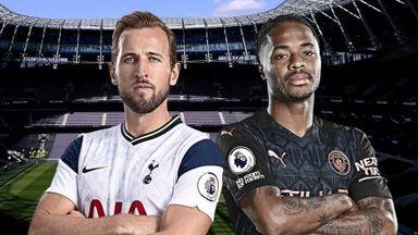 PL: Tottenham v Manchester City