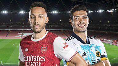 PL: Arsenal v Wolves