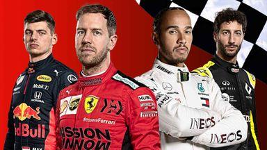 Bahrain F1 GP: Chequered Flag