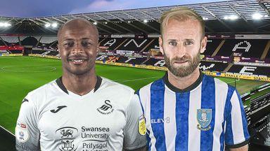 EFL: Swansea v Sheff Weds
