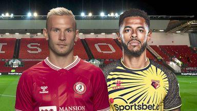 EFL: Bristol City v Watford