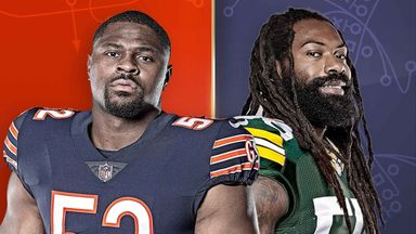 Bears @ Packers Hlts