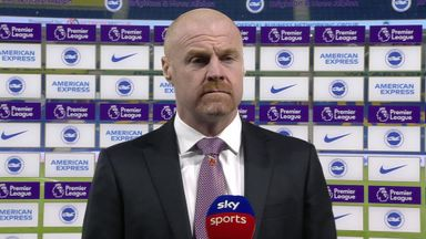 Dyche: We needed more creativity