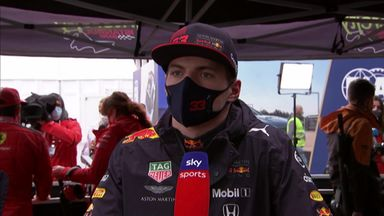 Max hails Lewis' 'incredible achievement'