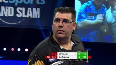 De Sousa's D18 D18 finish