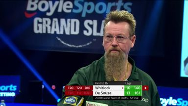 Whitlock's magnificent 140