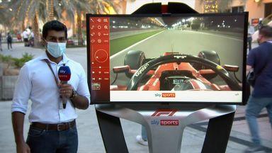 Bahrain GP: Leclerc's 2019 pole lap