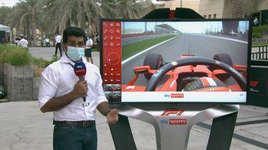 Bahrain GP: FP1 recap