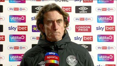 Brentford v QPR: Frank pre-match