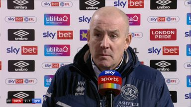 Warburton angered after 'blatant red' missed