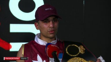 Farooq targets more titles