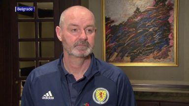 Clarke: Scotland success still sinking in