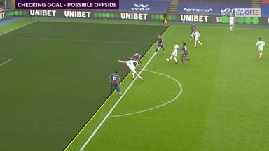 Ref Watch: Was Bamford offside?