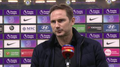 Lampard: We created enough to win it