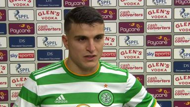 Elyounoussi: Celtic showed character