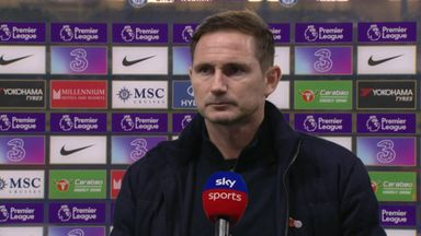 Lampard: Our reaction was spot on