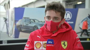 Leclerc unsure about Ferrari title challenge