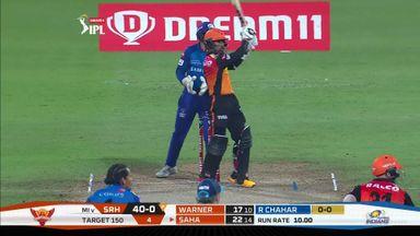 IPL: Mumbai vs Sunrisers  highlights
