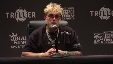Jake Paul challenges Conor McGregor