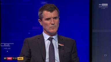 Keane: Arsenal are a bit soft