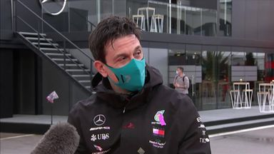 Wolff: Lewis as motivated as ever