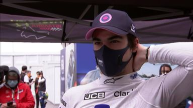 Stroll: I don't know what happened