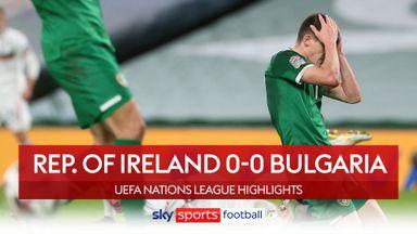 Rep of Ireland 0-0 Bulgaria