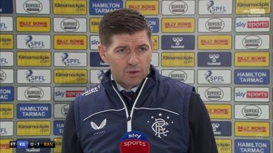 Gerrard: We showed a different side to us