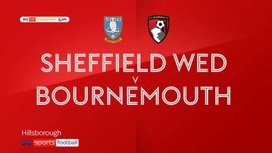 Sheffield Wednesday 1-0 Bournemouth