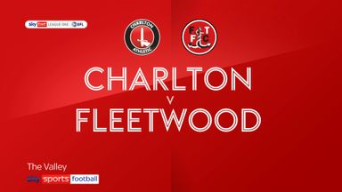 Charlton 3-2 Fleetwood