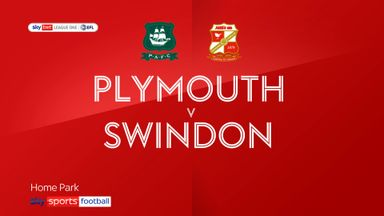 Plymouth 4-2 Swindon